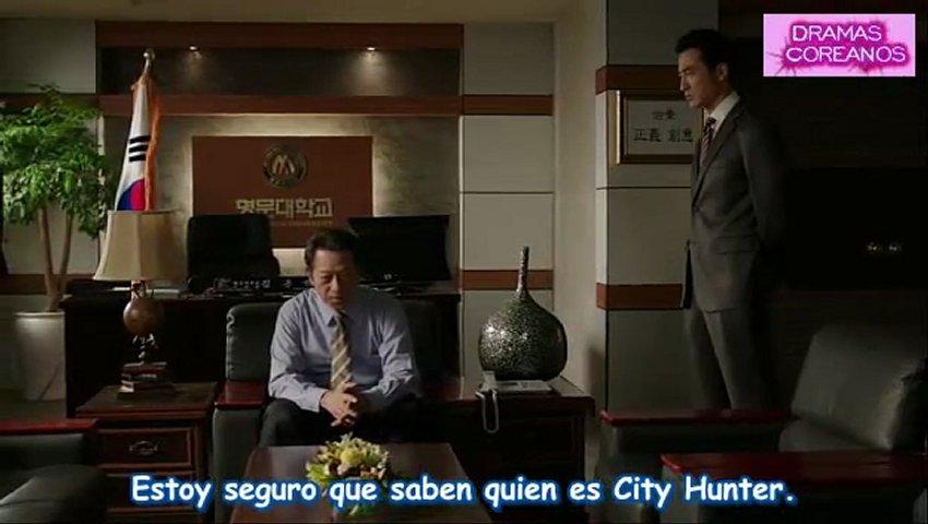 City Hunter capitulo 13 parte 1/5 sub español | PopScreen