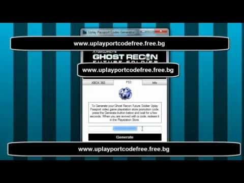 how to Download Ghost Recon Future Soldier Uplay Passport Code PC Crack | PopScreen