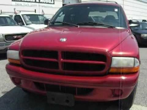for sale 1998 dodge durango 4 door 4wd 4x4 sport utility. Black Bedroom Furniture Sets. Home Design Ideas