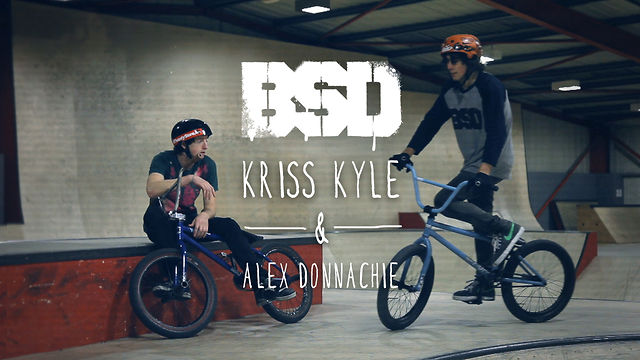 BSD - Kriss Kyle & Alex Donnachie at O2 | PopScreen