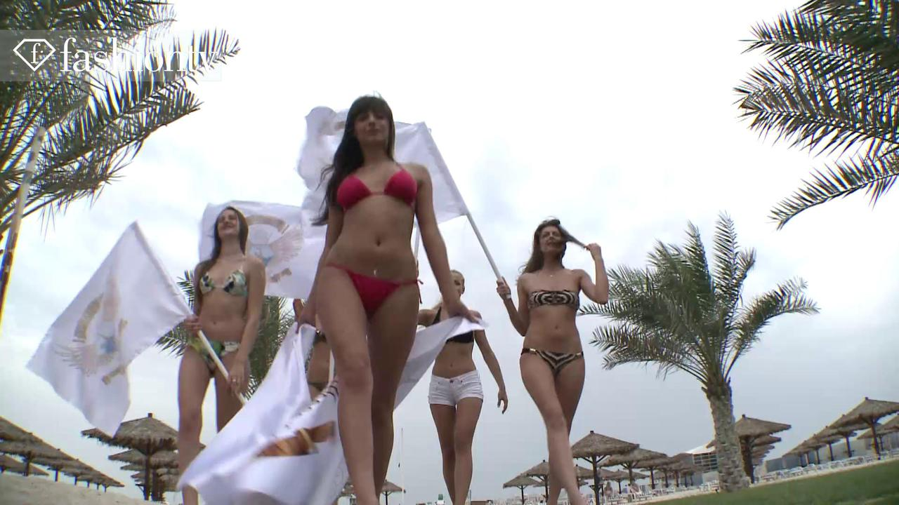 DJ Rob Marmot @ FTV Beach Party, XL Beach Dubai | FTV | PopScreen