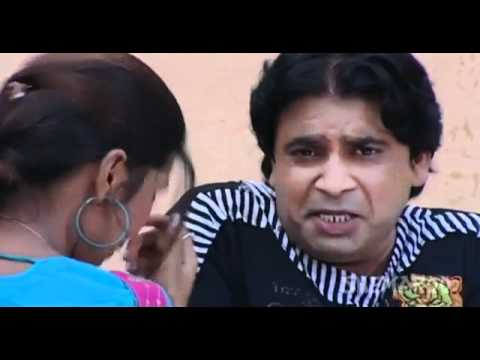 Ate Cell Phone Punjabi Funny Videos Bhotu Shah Tension Youtube