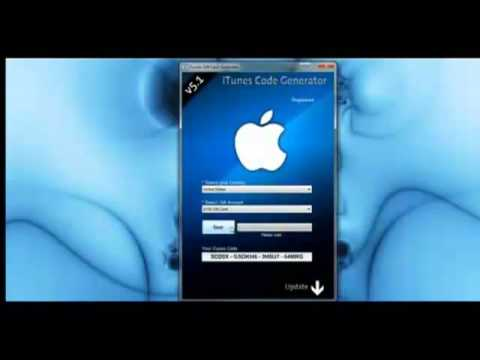 Easy Get Free Itunes Gift Cards Generator-2012 | PopScreen