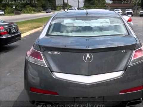 2011 acura tl used cars rocky mount nc popscreen. Black Bedroom Furniture Sets. Home Design Ideas