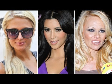 Hollywood Celebs With Famous Sex Tapes | PopScreen