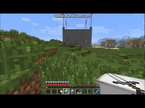 Castle Defenders Mod Minecraft the War pt.1   PopScreen