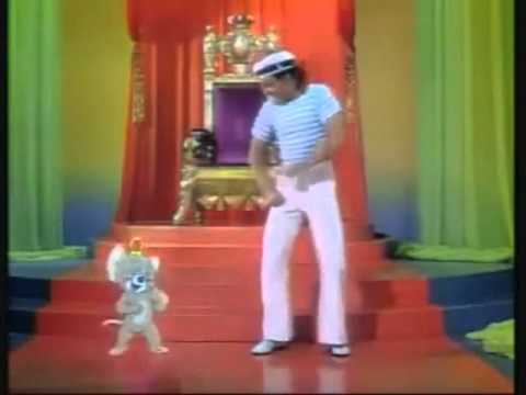 Gene Kelly with Tom and Jerry | PopScreen