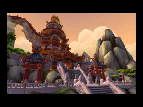 WoW Mists of Pandaria Music - Temple of the Five Dawns | PopScreen
