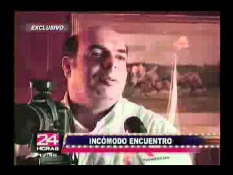 Magaly Medina y Paolo Guerrero coinciden en joyería | PopScreen