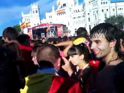 EUROCOPA 2012 CIBELES 12.3gp | PopScreen