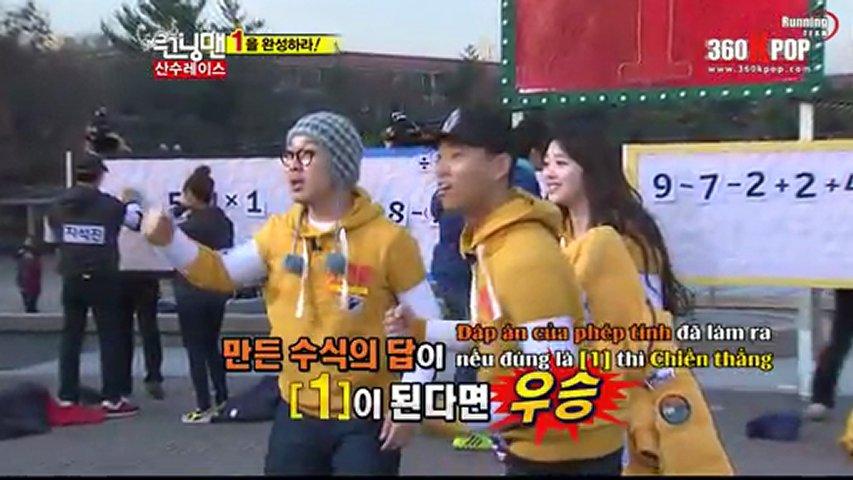 [Vietsub] Running Man ep 75 - Hallyu Stars - Si Won, Min Ho, So Hee, Hyo Rin, Sulli [360kpop][Running Team] - 6 | PopScreen
