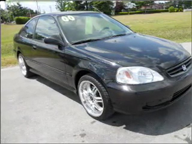 2000 honda civic for sale in new bern nc used honda popscreen. Black Bedroom Furniture Sets. Home Design Ideas