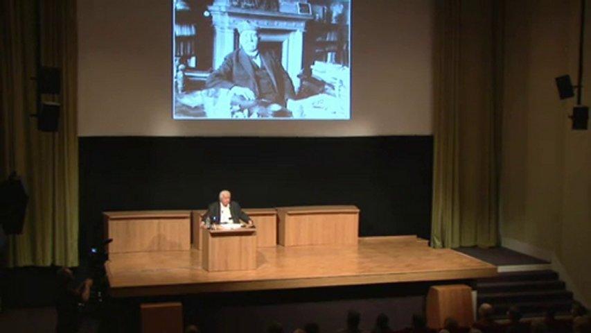 Michel Galabru lit la correspondance de Clemenceau à Monet | PopScreen