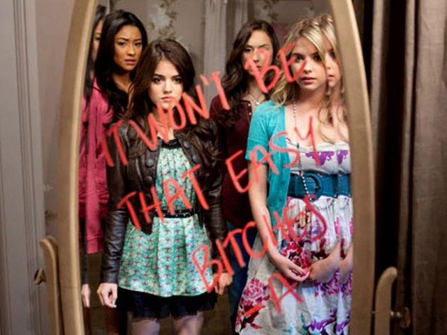 Pretty Little Liars season 1 episode 4 | PopScreen