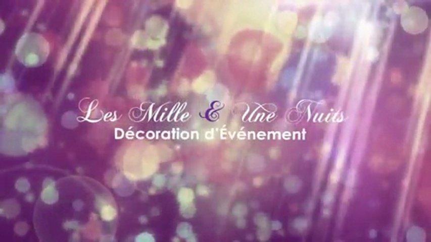 Les mille une nuits decoration evenement mariage henn - Decoration mariage mille et une nuit ...