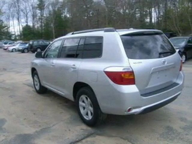 used toyota highlander for autos post