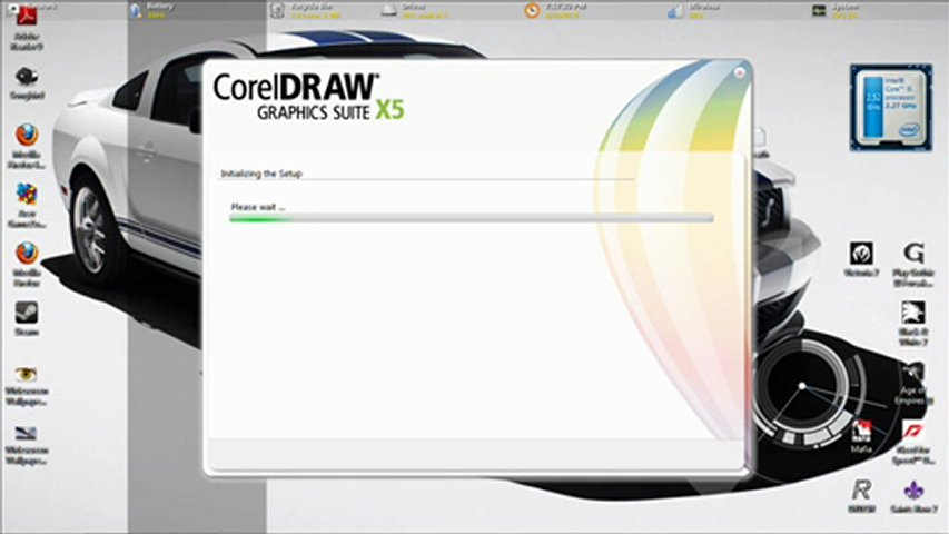 Corel Draw x5 Free Download ( Full Version / Serial Number Free )
