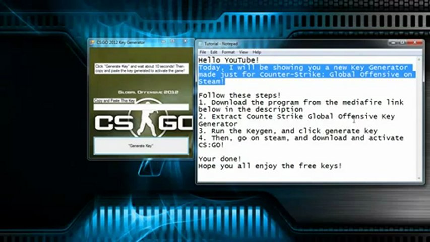 Counter Strike Global Offensive Crack FREE