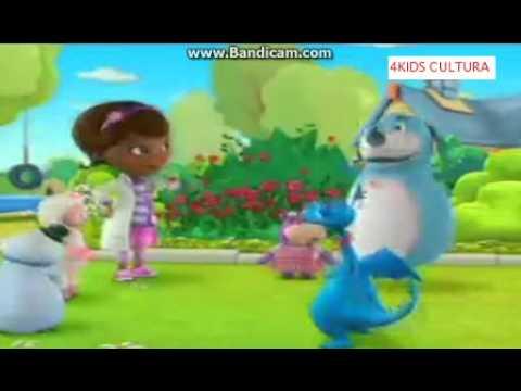 Doutora Brinquedos Hoje no Disney Junior - 4Kids Cultura | PopScreen