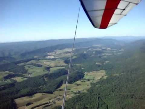 Getting High on my Wills Wing Sport 2 Hang Glider | PopScreen