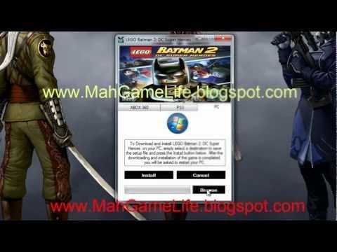 LEGO Batman 2: DC Super Heroes DLC Game Download Free - Xbox 360 - PS3   PopScreen