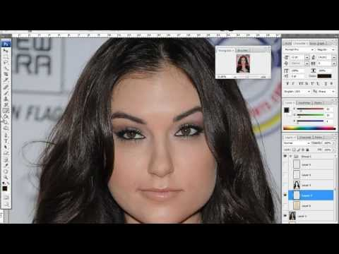 DAY 5: SASHA GREY (SPEED ART)