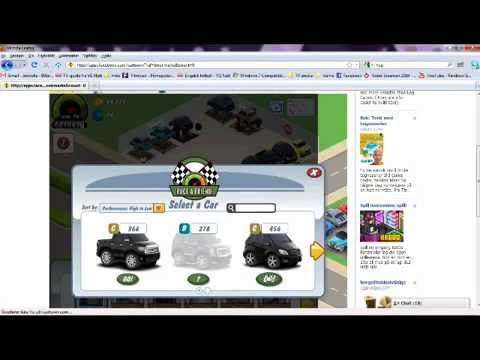 Car Town Speed Hack Cheat Engine 6 1 2012   GREATEST HACK   LINK TO