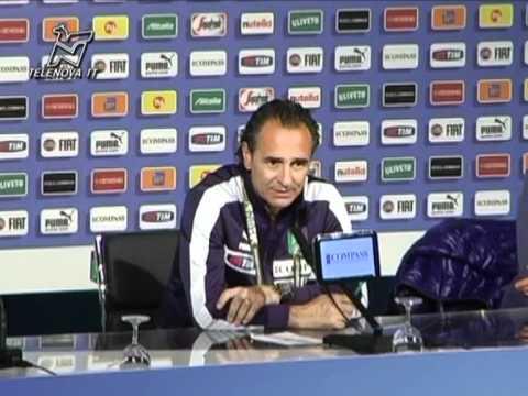 Italia-Irlanda, Prandelli presenta la sfida a Trapattoni: