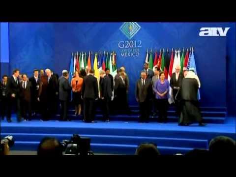 G20-as csúcs: riadókészültségben az európai vezetők | PopScreen