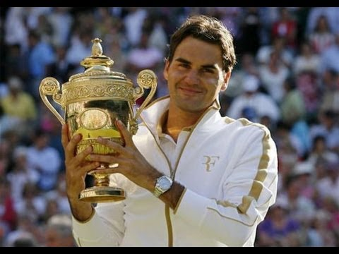 Federer Eyes on Record Seventh Wimbledon Title. | PopScreen