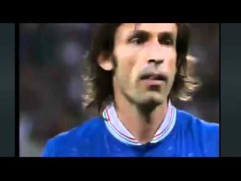 Andrea Pirlo PENALTY SHOOTOUTS 4 - 2 Italy vs England - Euro 2012 Highlights 24/06/2012 | PopScreen