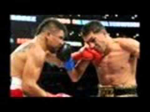 Victor Ortiz broken jaw - ice on the wrong jaw?! | PopScreen