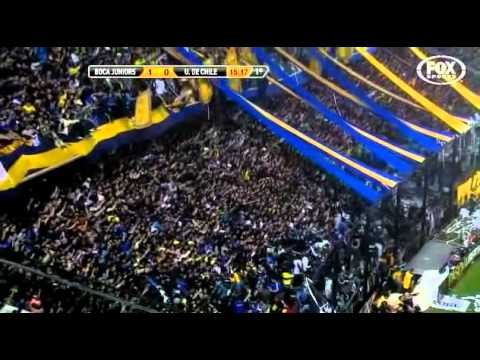 Boca Juniors vs Universidad de Chile 2-0 All Goals & Highlights - Boca Jrs 2x0 U de Chile 14/06/2012 | PopScreen
