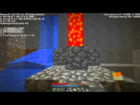 Minecraft a dois   Ep:2