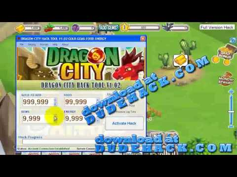 DRAGON CITY CHEAT ENGINES == Easy Tutorial Dragon City Hack Gold