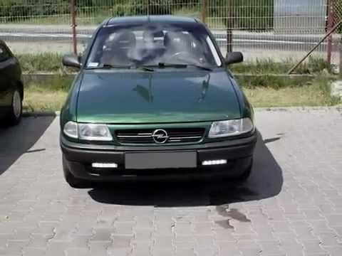Opel Astra Clasic - światła do jazdy dziennej - Bydgoszcz | PopScreen