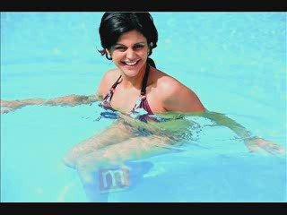 Mandira Bedi in Bikini -Hot | PopScreen