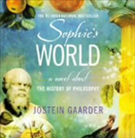 a view on the history of philosophy in sophies world by jostein gaarder Sophie's world by jostein gaarder - review  a whole course in philosophy has  started for her through these  no one steers our opinion.