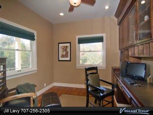 Vineyard Home in Napa For Sale - 20 Oak Rock Lane   PopScreen