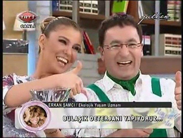 GÜLBEN - Erkan Şamcı'dan Turp, Havuç ve Kıvırcık Ekimi ile Doğal Bulaşık Deterjanı Tarifleri 10.01.12 | PopScreen