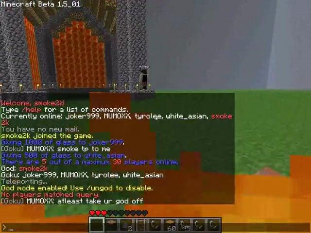 Мониторинг серверов Minecraft 1 5 2, 1 5 1, 1 5 ip, ип