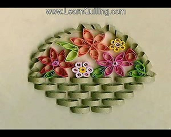Quilling a paper craft for kids popscreen for Quilling paper craft ideas