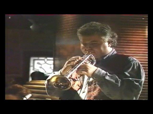 Thierry caens trompette et william sheller 1994 popscreen for Miroir dans la boue
