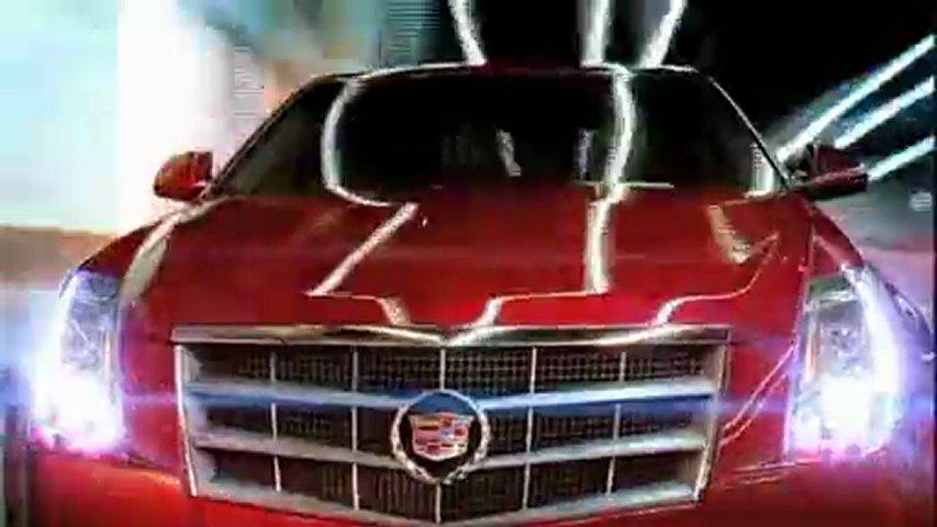 Cadillac Cts Comercial Autos Post