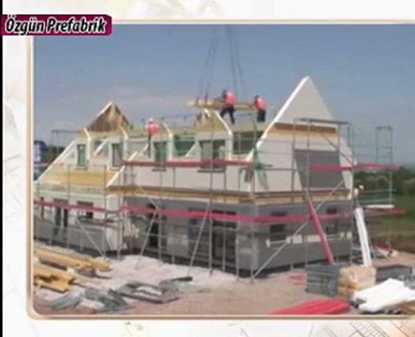 Prefabrik ev nasıl inşa edilir? | PopScreen