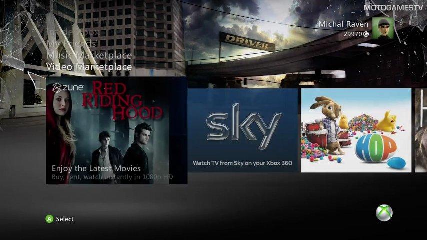 Xbox 360 Premium Themes Image