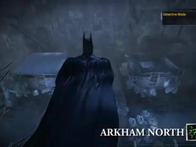 Batman Arkham City Croc Map Location