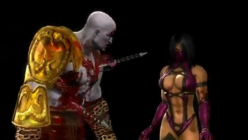 Mortal Kombat Kratos Fatalities - #traffic-club