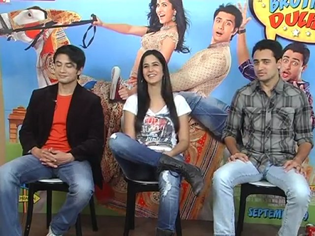 Katrina Kaif - Interview - Mere Brother Ki Dulhan | PopScreen