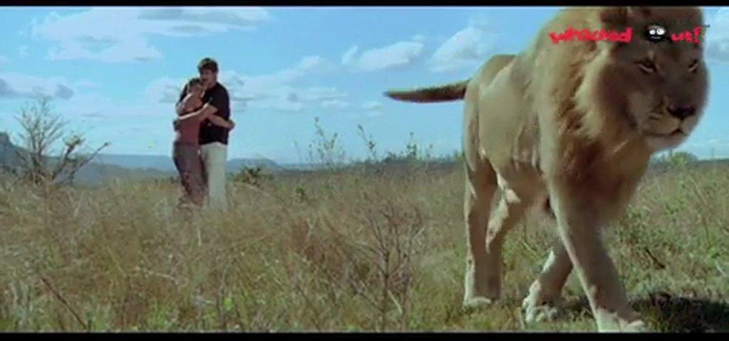 Pravarakyudu - Romance - Priyamani And Jagapathi Babu Hugging Scene | PopScreen
